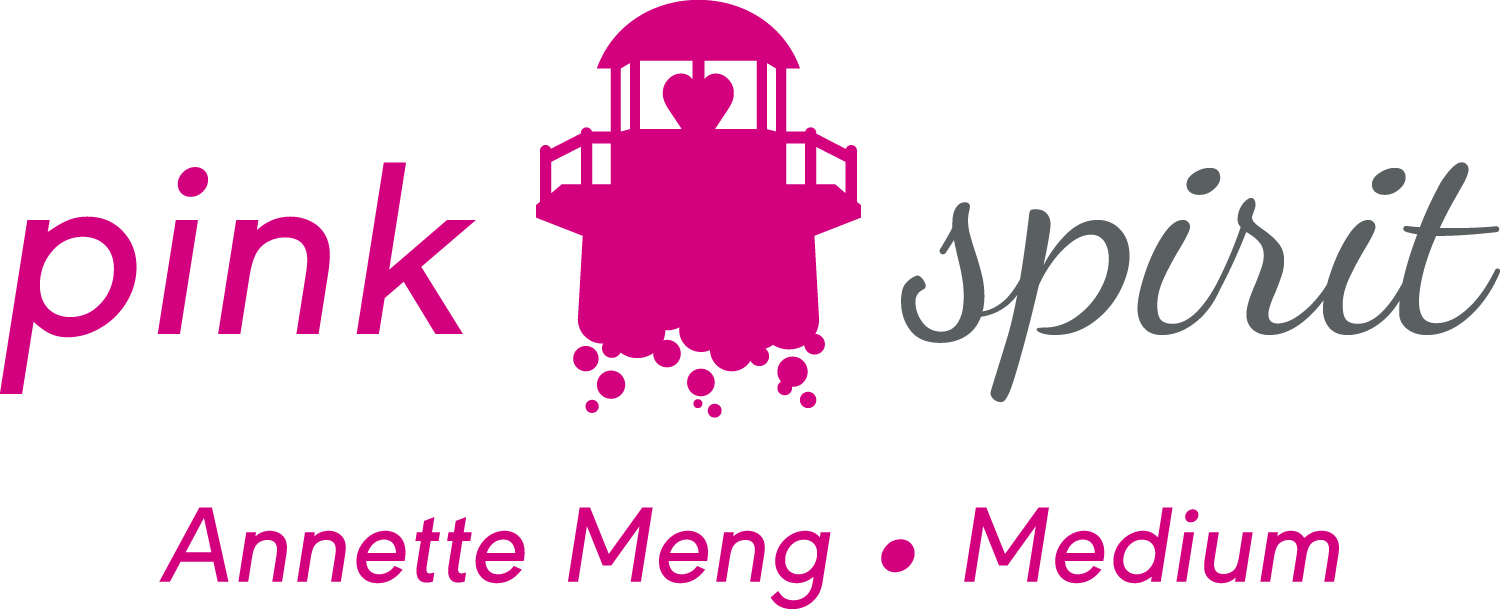 Annette Meng, Medium – pink spirit